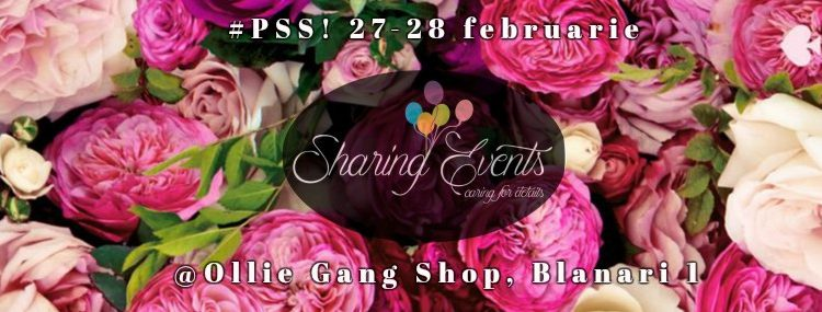 PSS! Party Shopping Socialize pe 27 si 28 februarie la Ollie Gang Shop