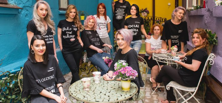 "Terapie pentru ego. D'Hairapy Beauty Bar -primul salon ""beauty bar"" din București"