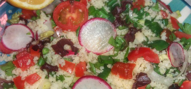 Tabouleh, o salată ușoară și gustoasă