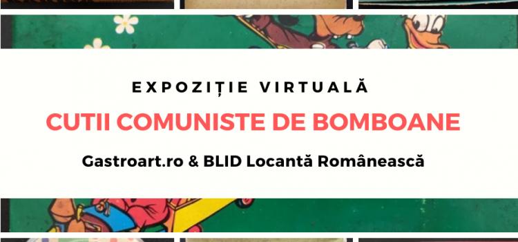 Expoziții virtuale cu tematică gastronomică