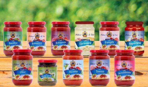 Gustoase și practice: sosurile inspirate din tradiția italiană – Antonio di Vaio, de la Băneasa