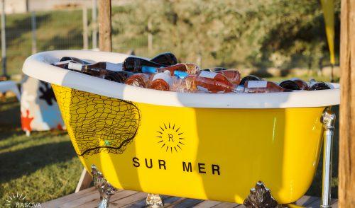 A E R, vinuri de vară, petreceri de neuitat și apusuri spectaculoase sub podul Cernavoda