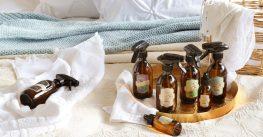 Toamnă parfumată pentru locuința ta cu noua colecție de parfumuri pentru textile Sabon