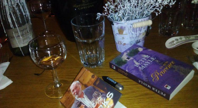 Romance in Provence la Corks