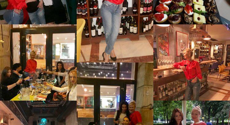 Party-ul meu în mijlocul Bucureștiului. De ce am ales să-mi sărbătoresc ziua pe terasa The Wine Club