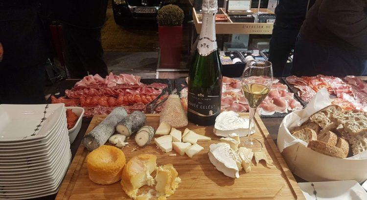 Degustare Villa Vinèa și pairingurile mele cu brânzeturile Comtesse du Barry. Câteva curiozități și un pic de istorie culinară