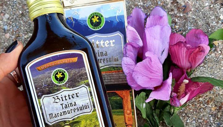 Bitter Taina Maramureșului – produs nou pentru înlăturarea oboselii și a stresului, energie și întârzierea efectelor îmbătrânirii
