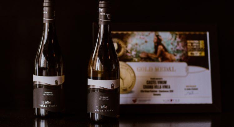 Villa Vinea: două medalii de aur – FN 2017 și SB 2019 – și una de argint – Rubin Selection 2017, la IWCB Vinarium 2021