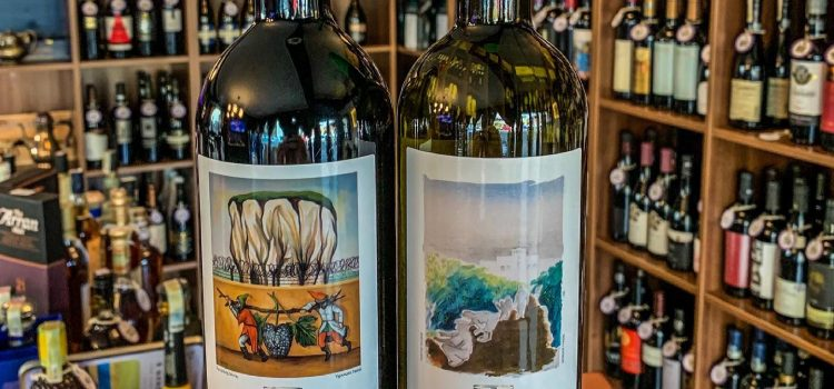 Seară de vinuri grecești – Nico Lazaridi  – și preparate speciale la The Grapes, miercuri, 1 septembrie