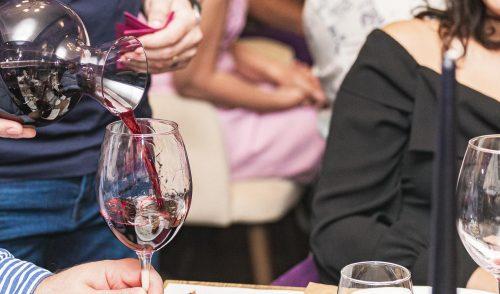 Degustare premium Ferdi la Grapes – The Wine Bar: miercuri, 22 septembrie