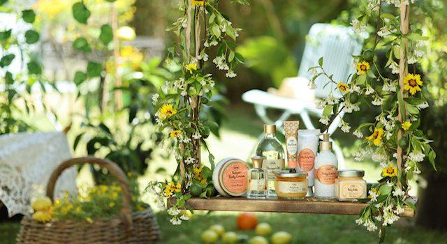 Noua colecție Sabon Citrus Blossom păstrează parfumul verii cu note citrice și florale