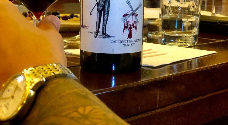 Un unicorn care există – Bon Viveur Roșu: CS și Merlot – Licorna Winehouse, impresionant